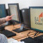 IT room at Bath Academy