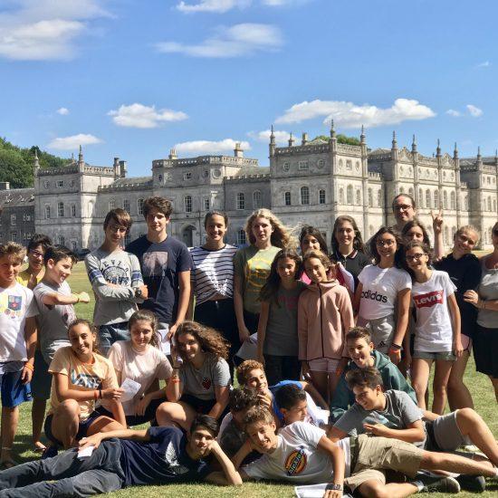 Junior Summer School Trip