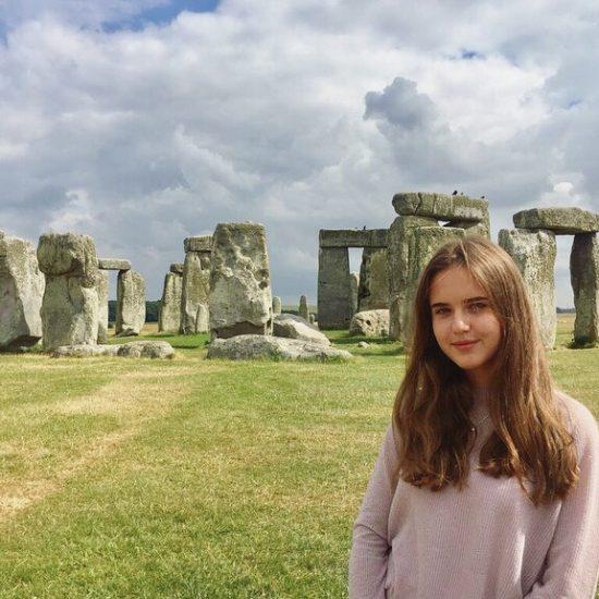Stonehenge School Trip